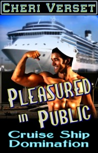 Pleasured in Public Cruise Ship Domination